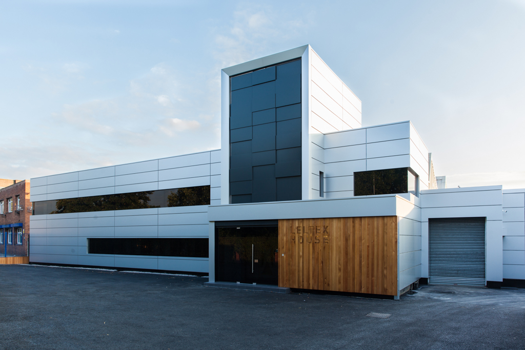 Leltex House - 3D Model